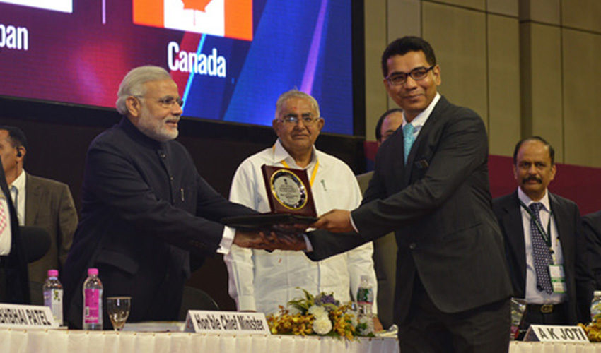 Government Of Gujarat Best MSME Award
