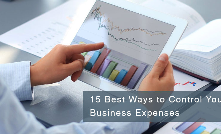 15 Best Ways to Control Your Business Expenses